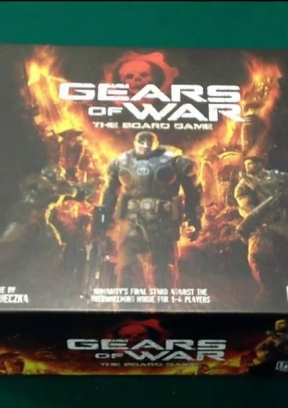 Parliamo di Boardgames: Gears of War Xbox 360 Cover