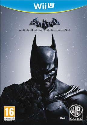 Batman: Arkham Origins Wii U Cover