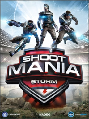 ShootMania: Storm PC Cover