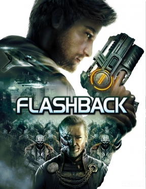 Flashback Xbox 360 Cover