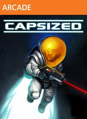 Capsized Xbox 360 Cover