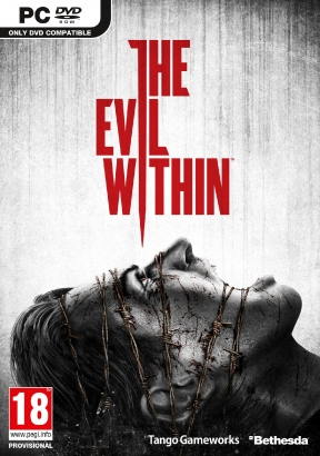 The Evil Within PC Cover