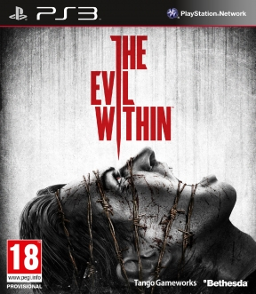 The Evil Within PS3 Cover