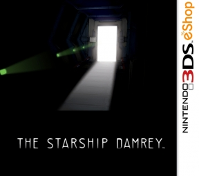 The Starship Damrey 3DS Cover