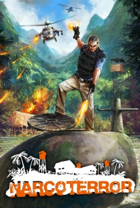 Narco Terror Xbox 360 Cover