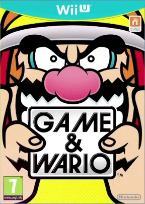 Game & Wario Wii U Cover