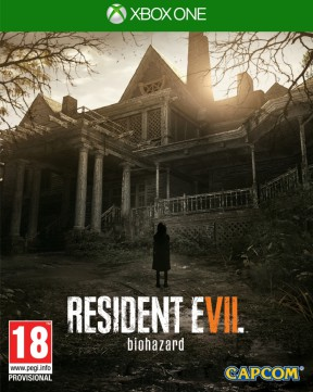 Resident Evil 7 Xbox One Cover