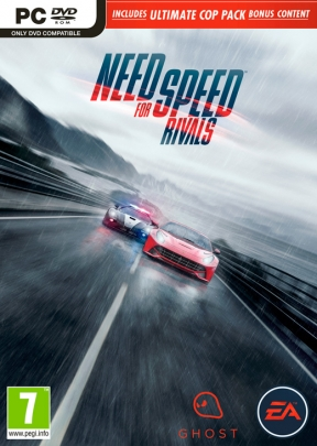 Need for Speed Rivals PC Cover