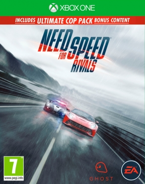 Need for Speed Rivals Xbox One Cover