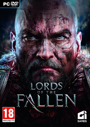 Lords of the Fallen PC Cover