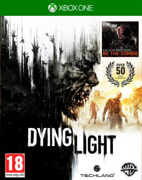 Dying Light Xbox One Cover