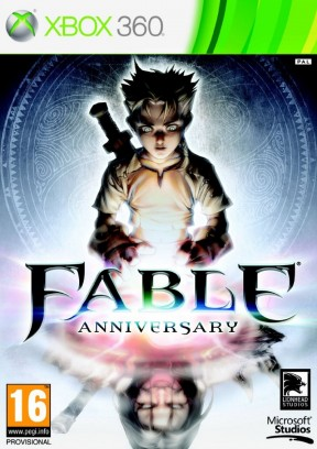 Fable Anniversary Xbox 360 Cover