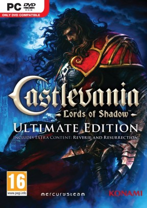 Castlevania: Lords of Shadow - Ultimate Edition PC Cover