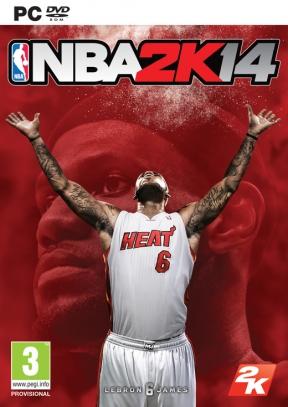 NBA 2K14 PC Cover