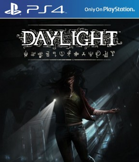 Daylight PS4 Cover