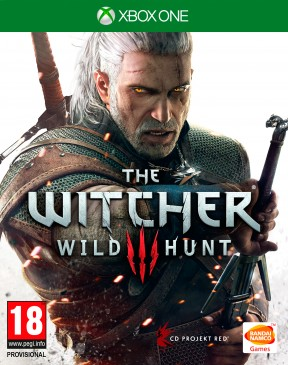 The Witcher 3: Wild Hunt Xbox One Cover
