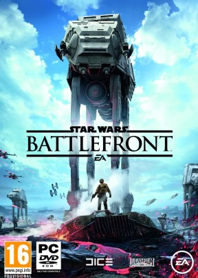 Star Wars: Battlefront PC Cover