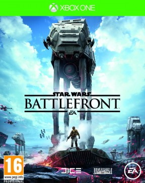 Star Wars: Battlefront Xbox One Cover