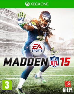 Madden NFL 15 Xbox One Cover