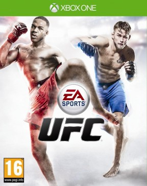 EA Sports UFC Xbox One Cover