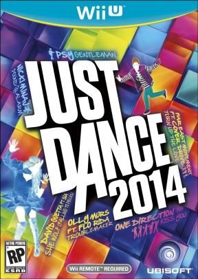 Just Dance 2014 Wii U Cover