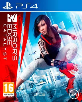 Mirror's Edge: Catalyst PS4 Cover