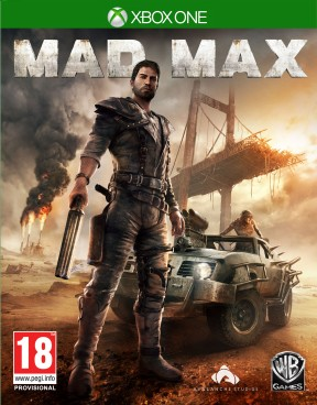 Mad Max Xbox One Cover