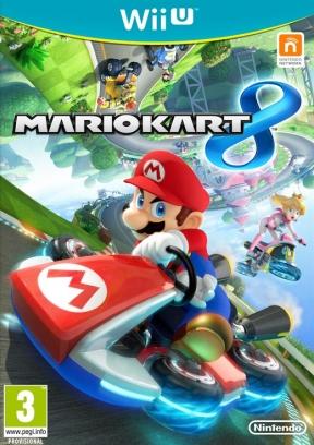 Mario Kart 8 Wii U Cover