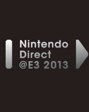 Nintendo Direct E3 2013 Wii U Cover