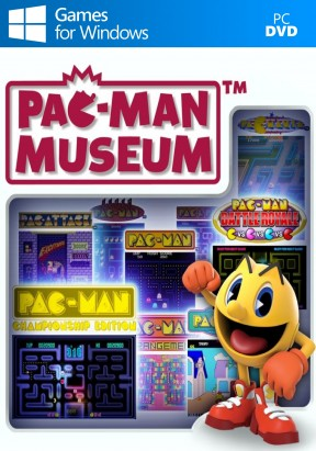 PAC-MAN Museum PC Cover