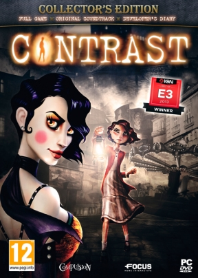 Contrast PC Cover
