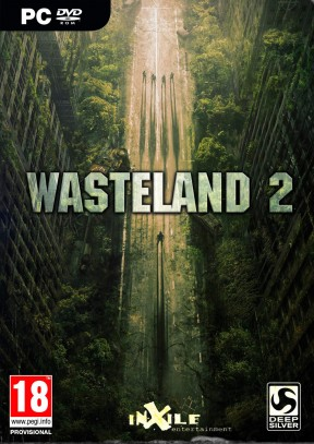Wasteland 2 PC Cover
