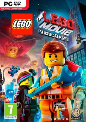 The LEGO Movie Videogame PC Cover