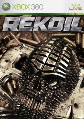 Rekoil Xbox 360 Cover