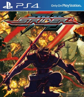 Strider PS4 Cover