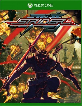 Strider Xbox One Cover
