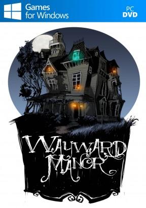 Wayward Manor PC Cover