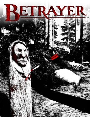 Betrayer PC Cover