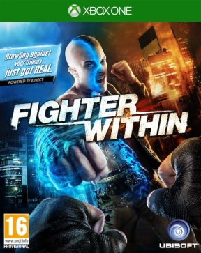 Fighter Within Xbox One Cover