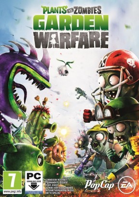 Plants vs Zombies: Garden Warfare PC Cover