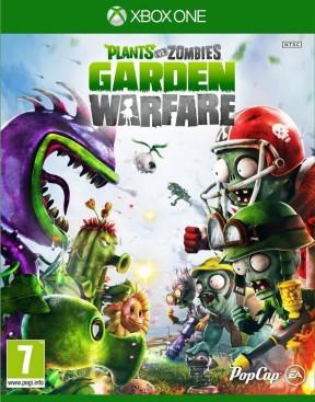 Plants vs Zombies: Garden Warfare Xbox One Cover