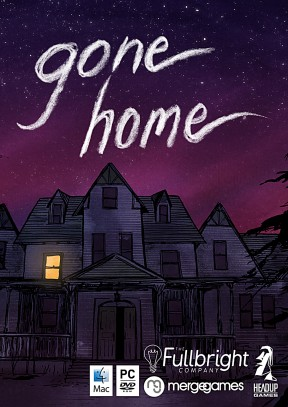 Gone Home PC Cover