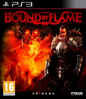 Bound by Flame PS3 Cover