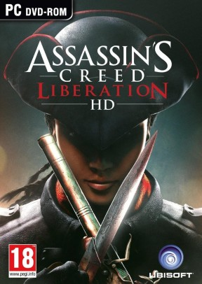 Assassin's Creed Liberation HD PC Cover