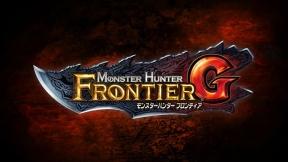 Monster Hunter Frontier Z PS Vita Cover