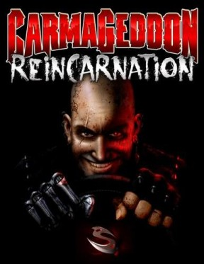 Carmageddon: Reincarnation PC Cover