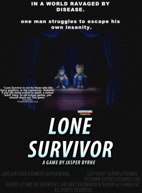 Lone Survivor PS Vita Cover