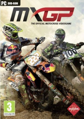 MXGP: The Official Motocross Videogame PC Cover