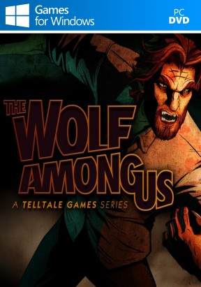 The Wolf Among Us Episode 1: Faith PC Cover