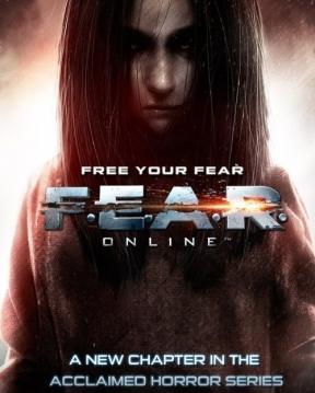 F.E.A.R. Online PC Cover